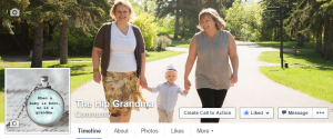 Facebook page THG